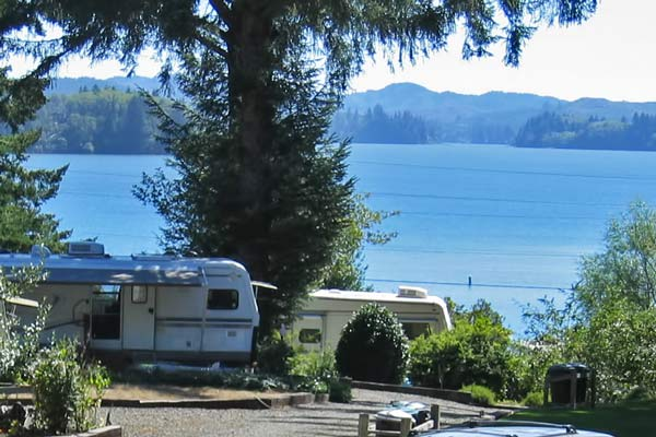 Florence Or Rv Park Camping Darlings Marina Amp Rv Resort